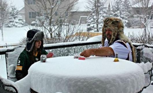 snow poker
