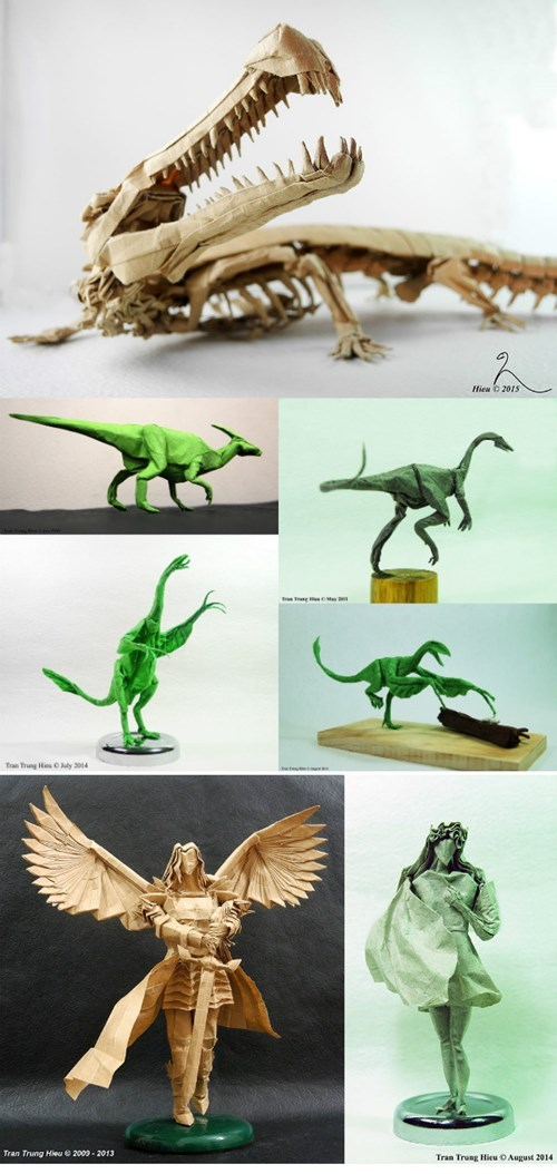 origami master of awesomeness