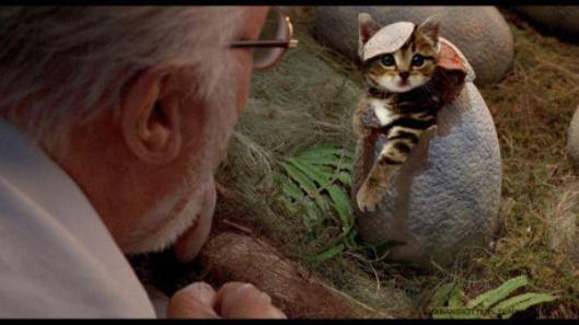 kitten egg jurassic park world