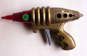 ray gun healing medical technology