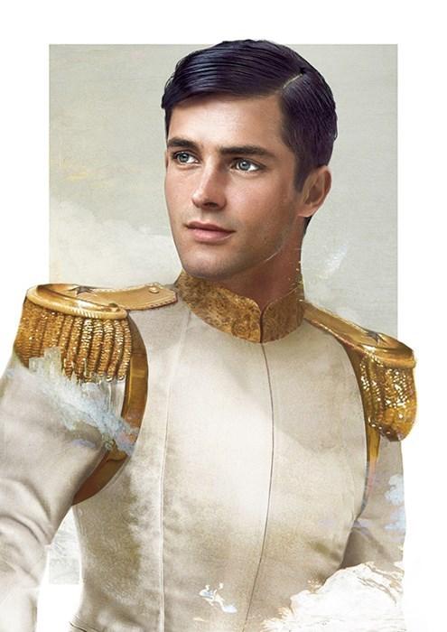 realistic disney prince charming