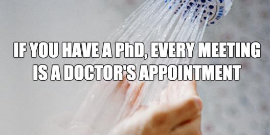 PhD appt